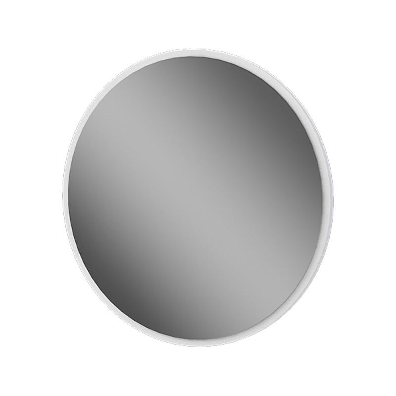 MYBATH MyVento zrkadlo kruhové 60 cm lesklá biela MZ60KB01