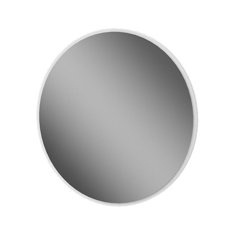 MYBATH MyVento zrkadlo kruhové 80 cm biela lesklá MZ80KB01