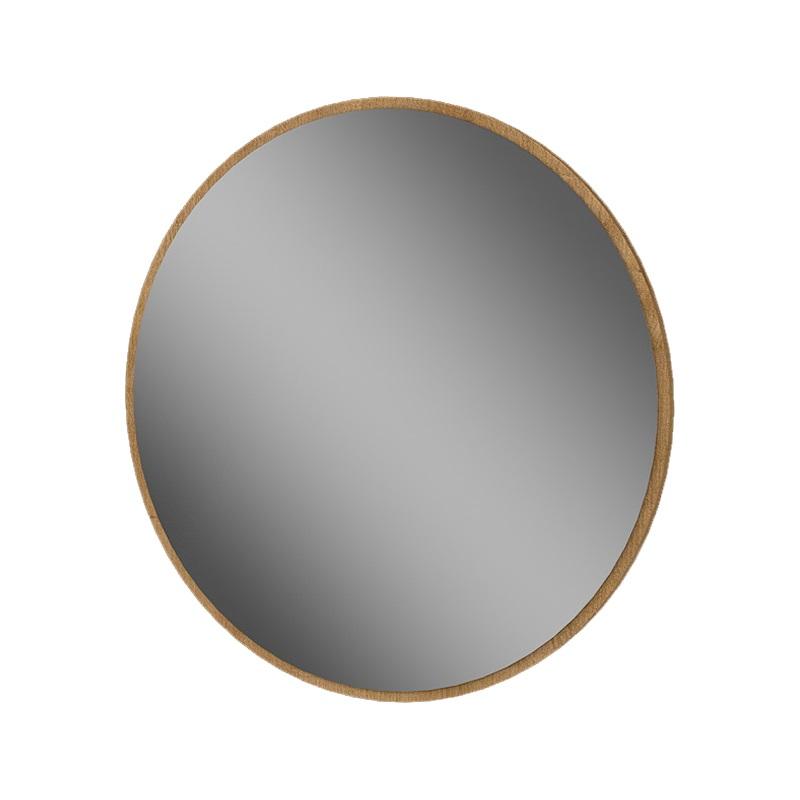 MYBATH MyVento zrkadlo kruhové 80 cm dub Arlington MZ80KH3303
