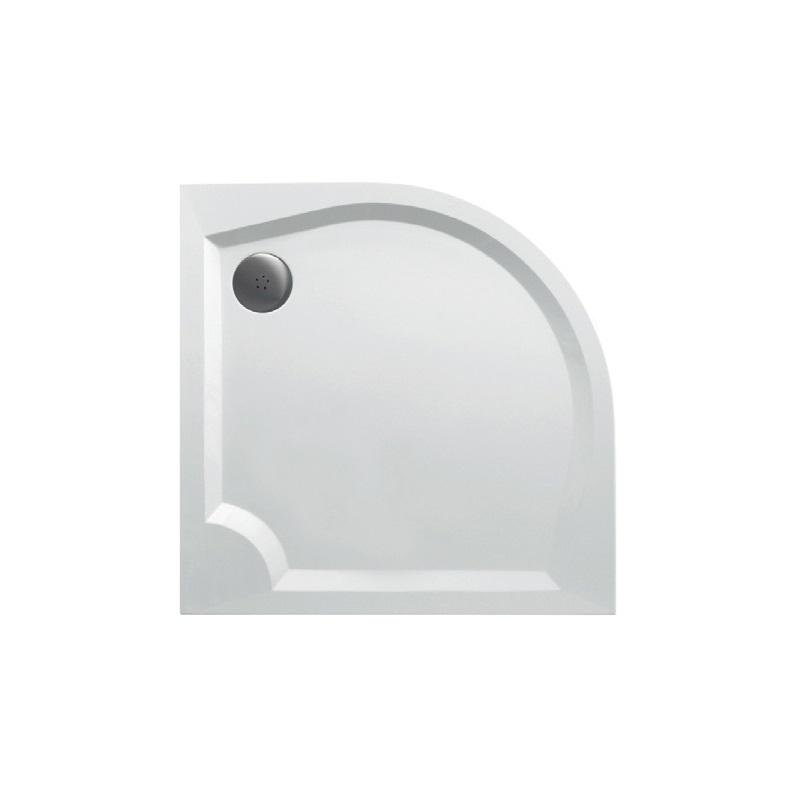 MyBath Radia vanička sprchová 80 x 80 cm biela 4215080801