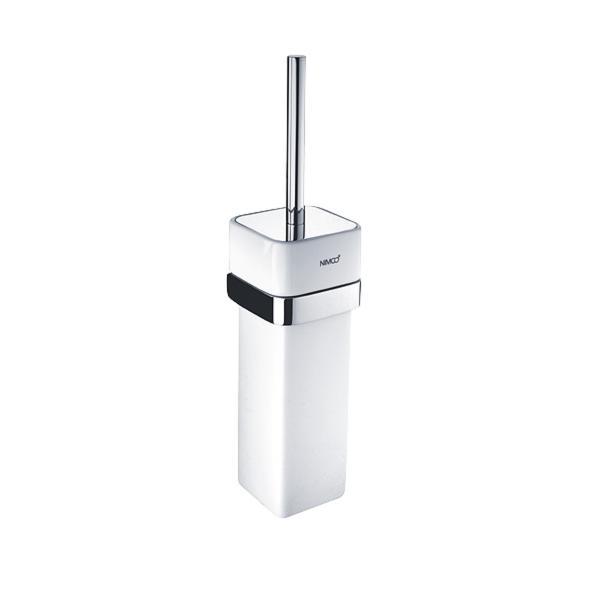 NIMCO Kibo set WC kefa, nádobka a kryt KI14094K26
