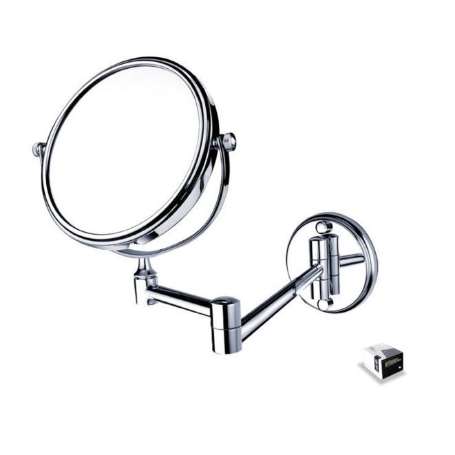 NIMCO kozmetické nástenné zrkadlo 15cm chróm ZR6992N26