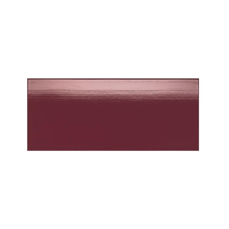 NOVABELL Class obklad 26 x 61 cm bordová CLW501N