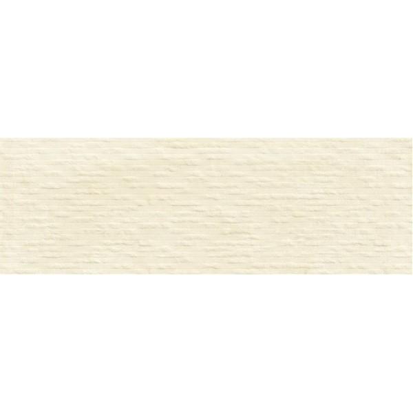 obklad dekor RESTONICA 30 x 90 releief krémová matt C+