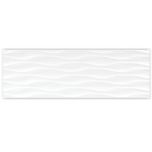 obklad plastický BLANCOS Rlv. Mer Brillo 40 x 120 cm lesklý biely REKT