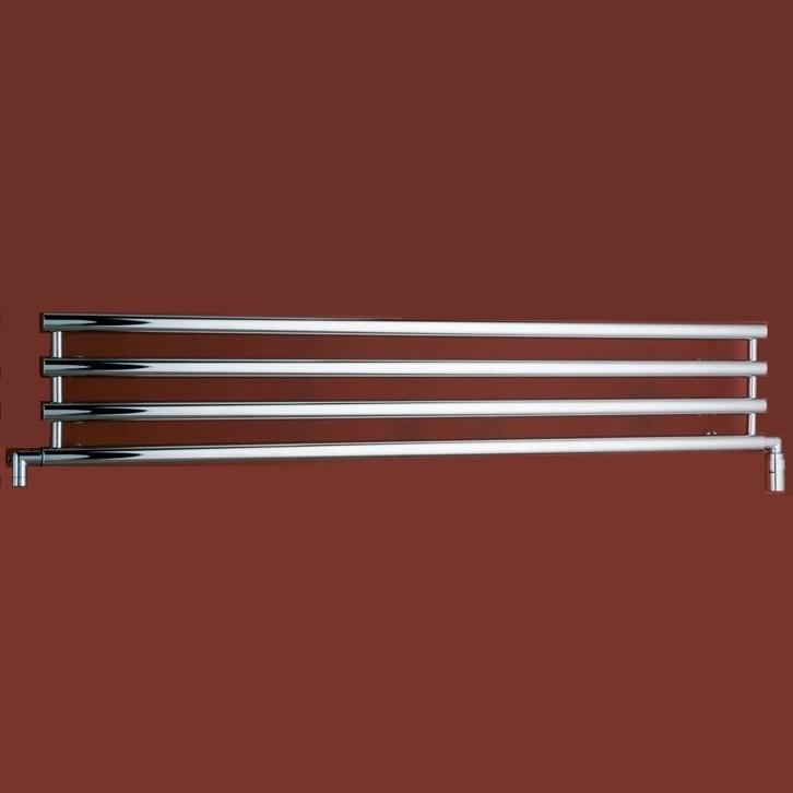 P. M. H. Rosendal radiátor horizontálny 1500 x 266 mm chróm RXLC