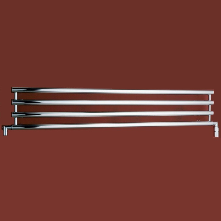 P. M. H. Rosendal radiátor horizontálny 950 x 266 mm chróm RLC