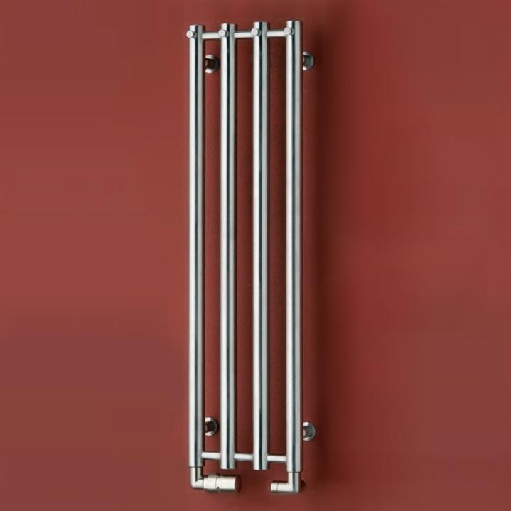 P. M. H. Rosendal radiátor kúpeľňový 266 x 950 mm  kartáčovaná nerez R1SS