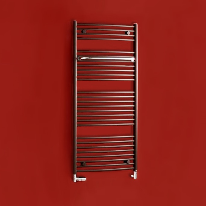 P.M.H. Blenheim radiátor kúpeľňový 600 x 1290 mm metalická strieborná MSB5