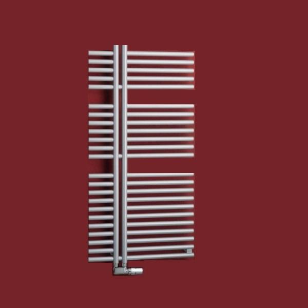 P.M.H Kronos radiátor kúpeľňový 600 x 1182 mm metalická strieborná KR2MS