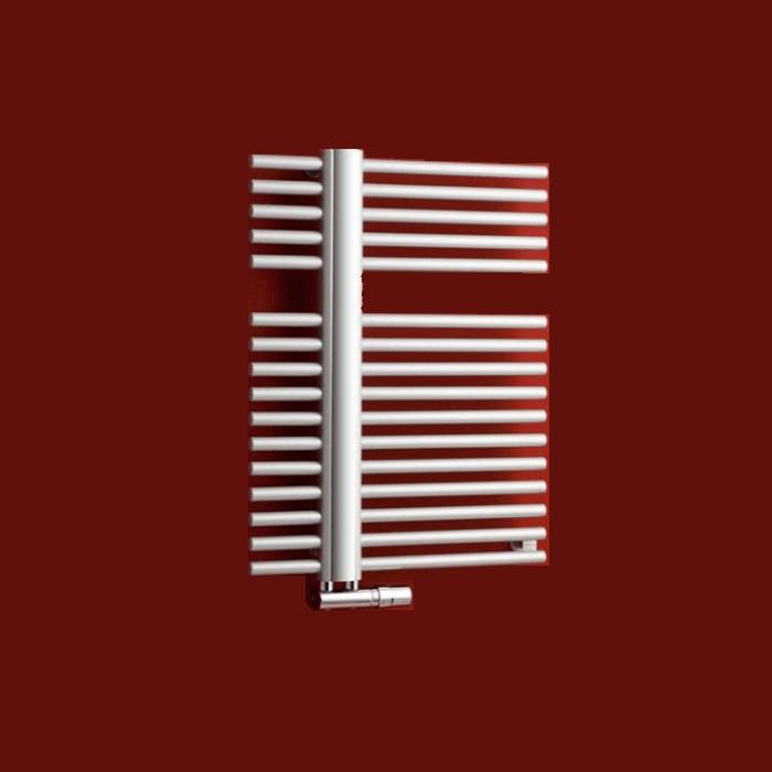 P.M.H Kronos radiátor kúpeľňový 600 x 800 mm metalická strieborná KR1MS