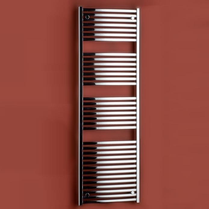 P.M.H. Marabu radiátor kúpeľnový 450 x 1815 mm metalická strieborná MSM5
