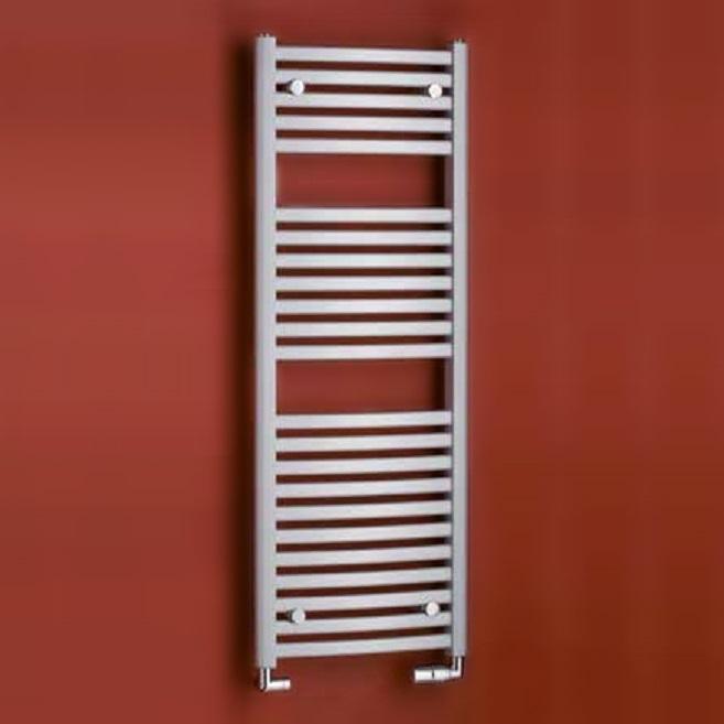 P.M.H. Marabu radiátor kúpeľnový 450 x1233 mm metalická strieborná MSM3