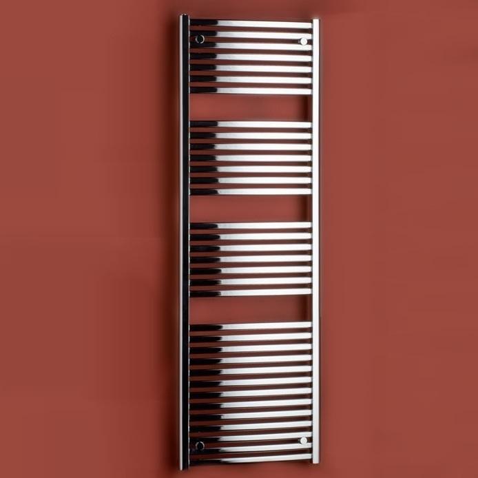 P.M.H. Marabu radiátor kúpeľnový 600 x 1815 mm metalická  strieborná M6MS