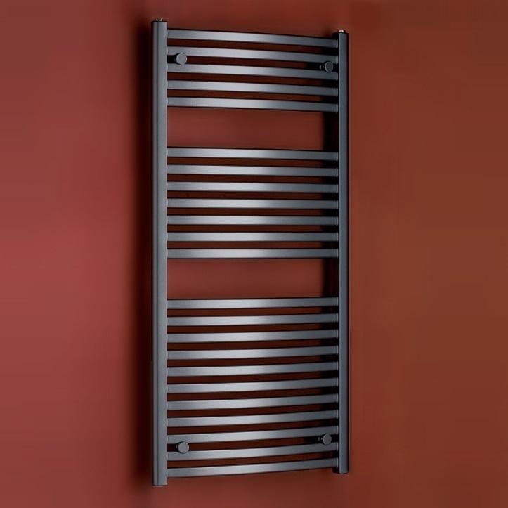 P.M.H. Marabu radiátor kúpeľnový 600 x1233 mm metalická strieborná MSM4