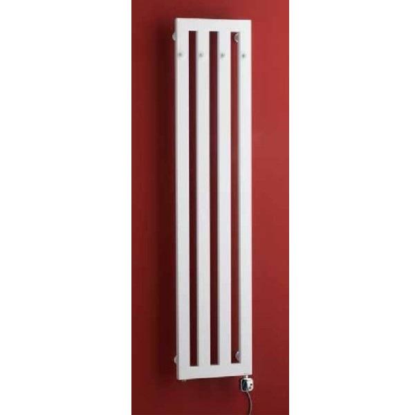 P.M.H. radiátor kúpeľňový DARIUS 326 x 1800 mm s vešiačikmi biela-lak DAH6W