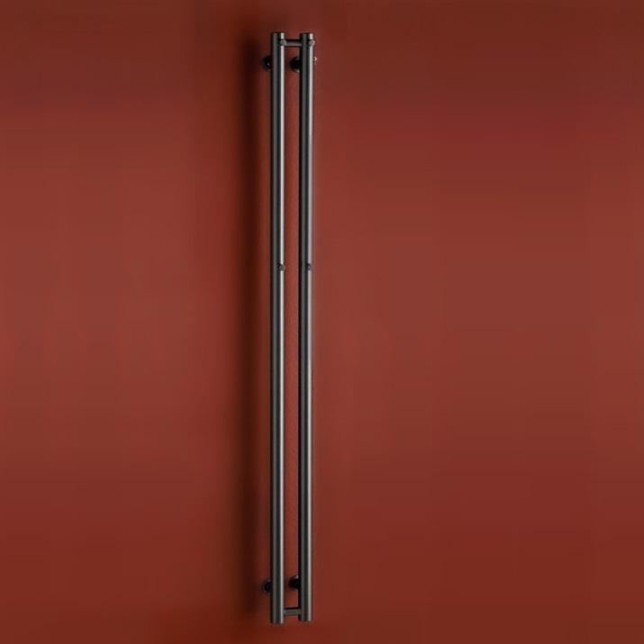P.M.H. Rosendal radiátor kúpeľňový 115 x 1500 mm kartáčovaná nerez R2SS2