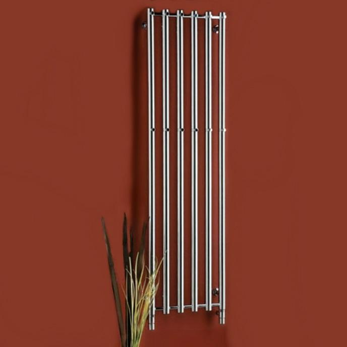 P.M.H. Rosendal radiátor kúpeľňový 420 x 1500 mm kartáčovaná nerez R2SS6