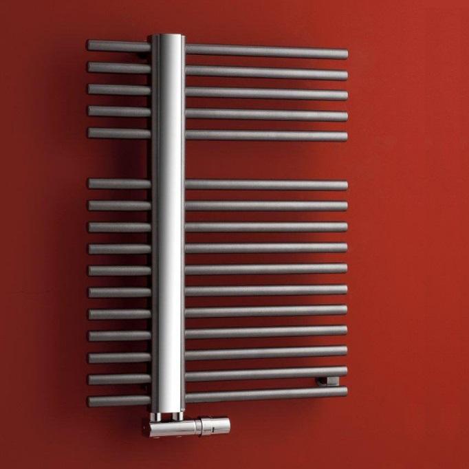 radiátor kúpeľňový KRONOS 600 x 800 mm lesklá čierna