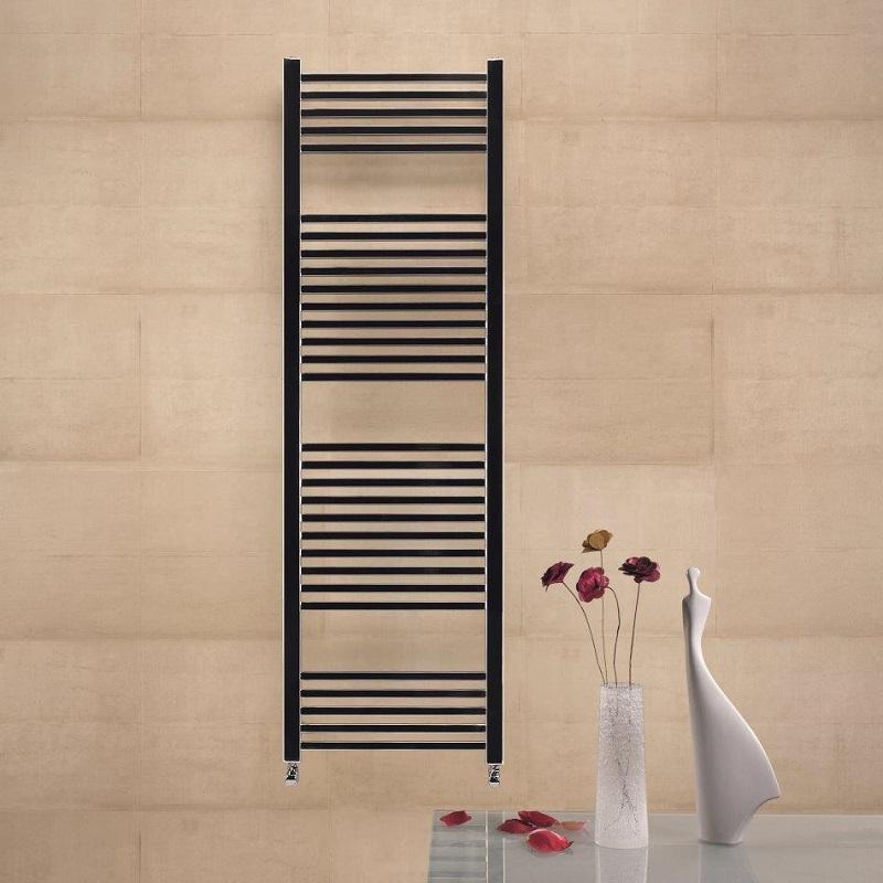 radiátor ZEHNDER IMPA 140 x 50 rebríkový hranatý chróm