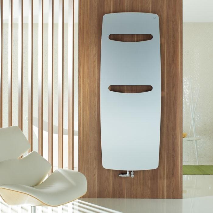radiátor Zehnder VITALO 150 x 60 s otvorom na ručník teplovodé pripojenie EasyFit, biela