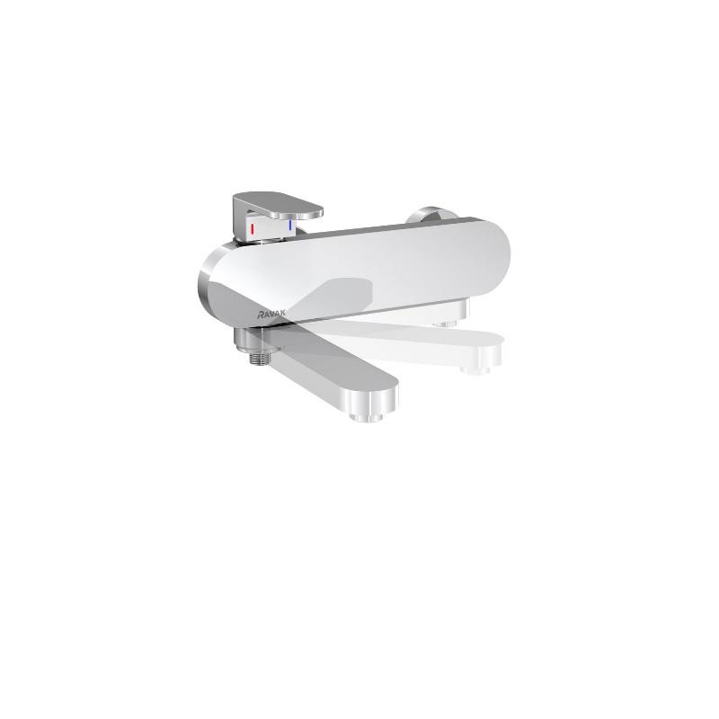RAVAK CHROME batéria vaňová nástenná CR 022.00/150,  X070042