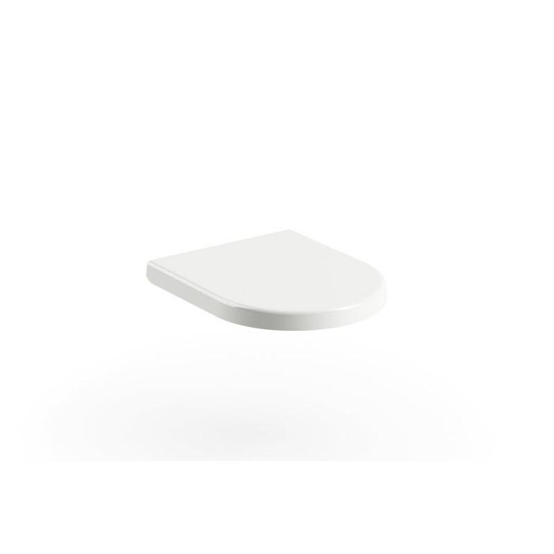 RAVAK Chrome UNI WC sedátko softclose biela X01549