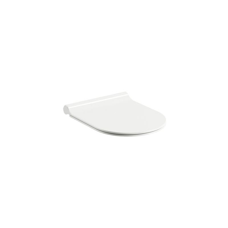 RAVAK Chrome - WC sedátko Uni Slim so SoftClose 35,8 x 45,3 x 5,1 cm  X01550