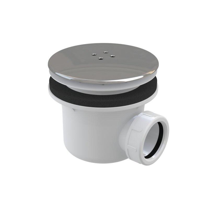 RAVAK príslušenstvo - sprchový sifón STANDARD 90 chróm X01314
