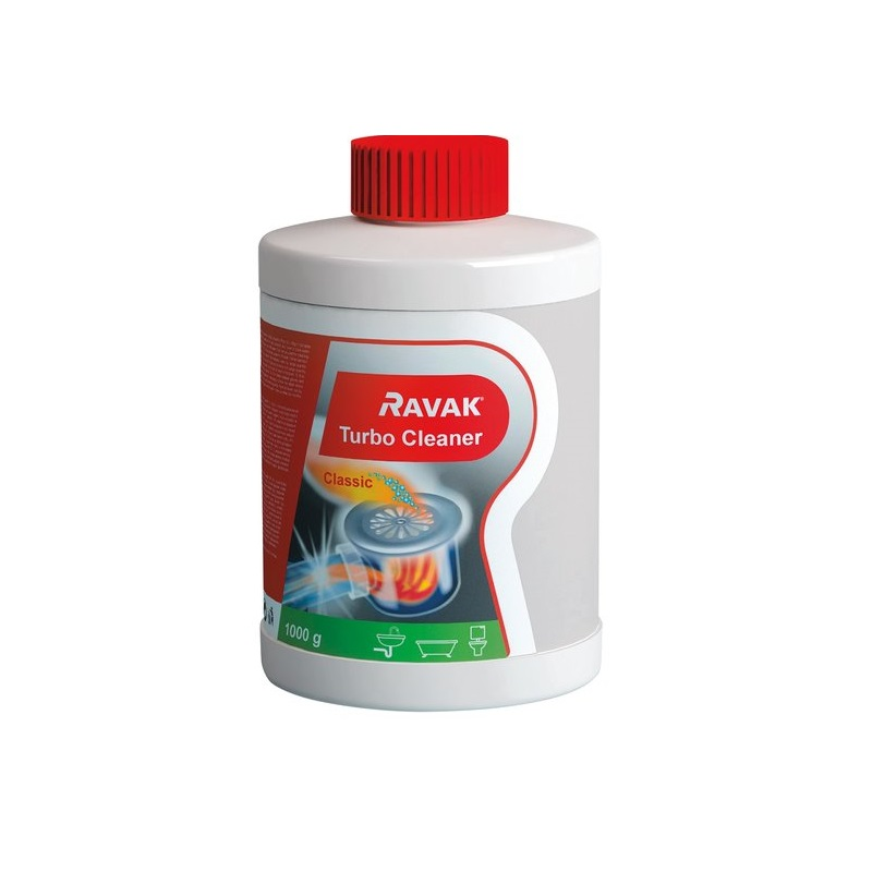 RAVAK TURBO CLEANER 1000g na odpady X01105
