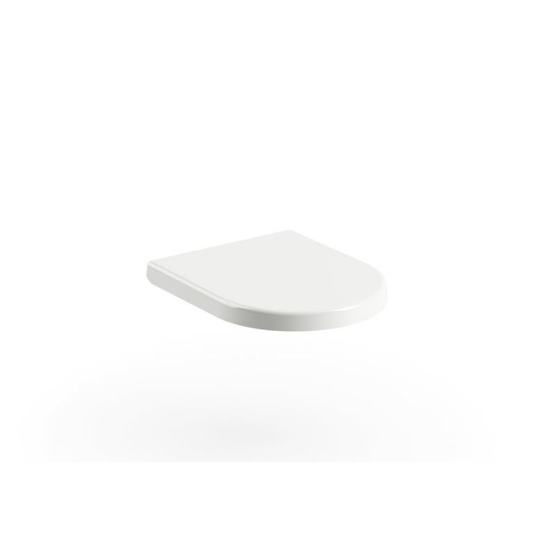 RAVAK Uni Chrome sedátko WC so SoftClose 35,4 x 42,7 x 4 cm X01549