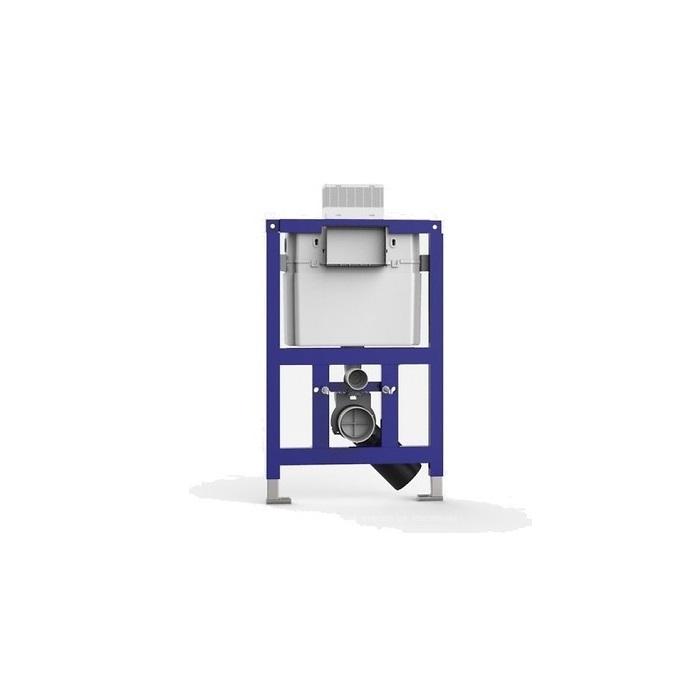 SANIT INEO FronTop 820 duofix pre závesné WC do ľahkých priečok pod sadrokartón, 9073700T000