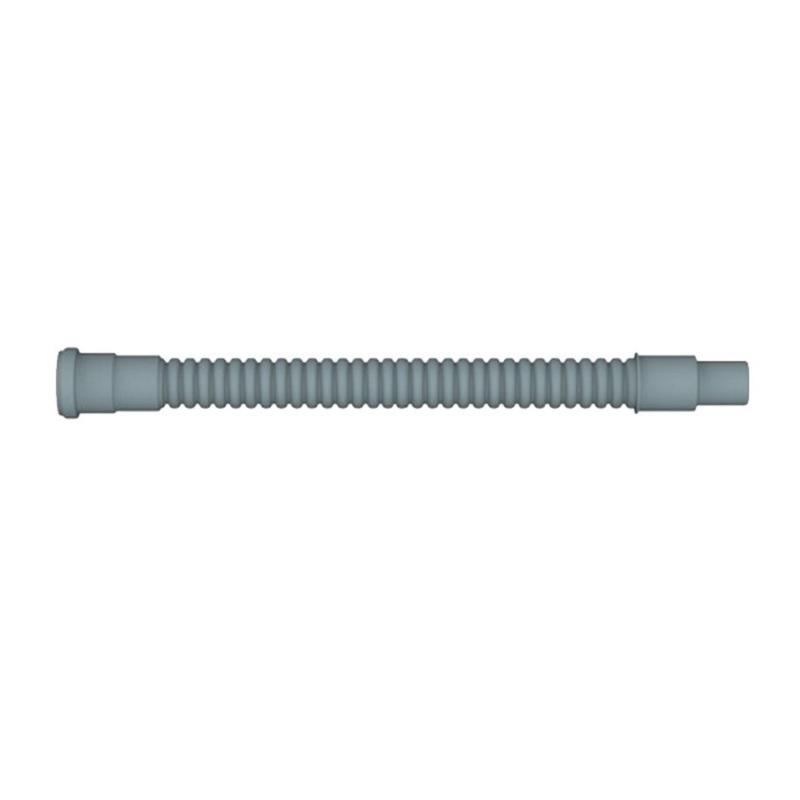 SANIT odtoková flexilibná hadica 100cm DN50 k na pripojeniu voľne stojacej vani, 01.458.00..0000