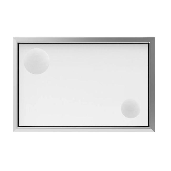 SANIT Swing tlačítko ovládacie alpská biela 313009