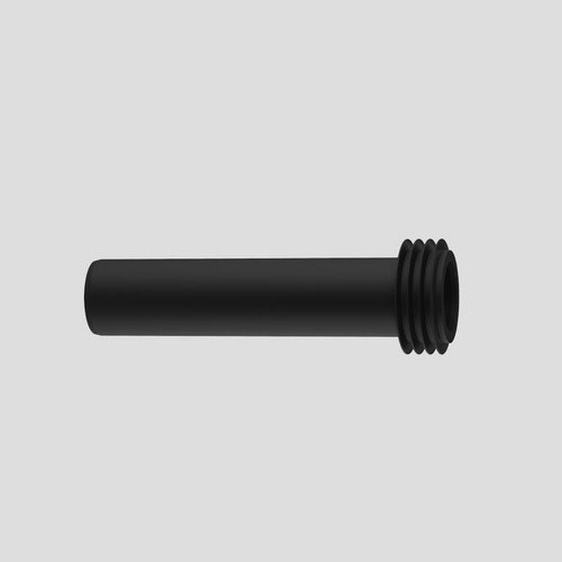 SANIT - trubka prípojná vtoková WC DN45 SANIT30 cm  58.994.00 ..0000