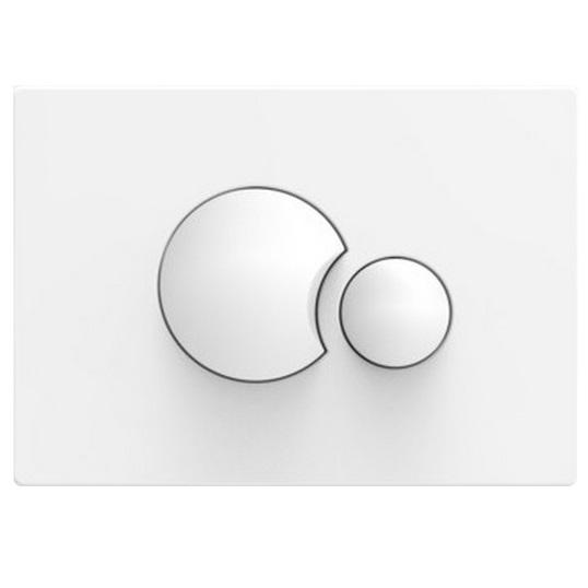 SANIT WC tlačítko S706 dvojčinné biele