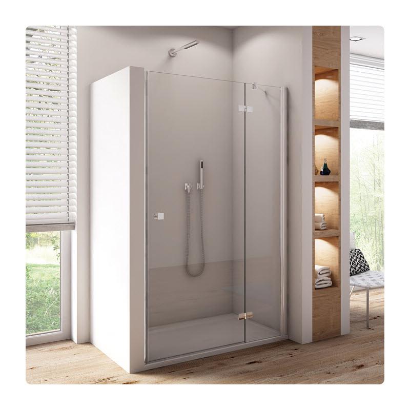 SANSWISS Anne dvere sprchové pravé 900 x 2000 mm  AN13D09005007