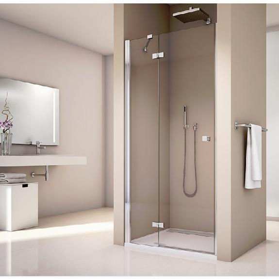 SANSWISS Annea dvere sprchové ľavé 1000 x 2000 mm AN13G10005007