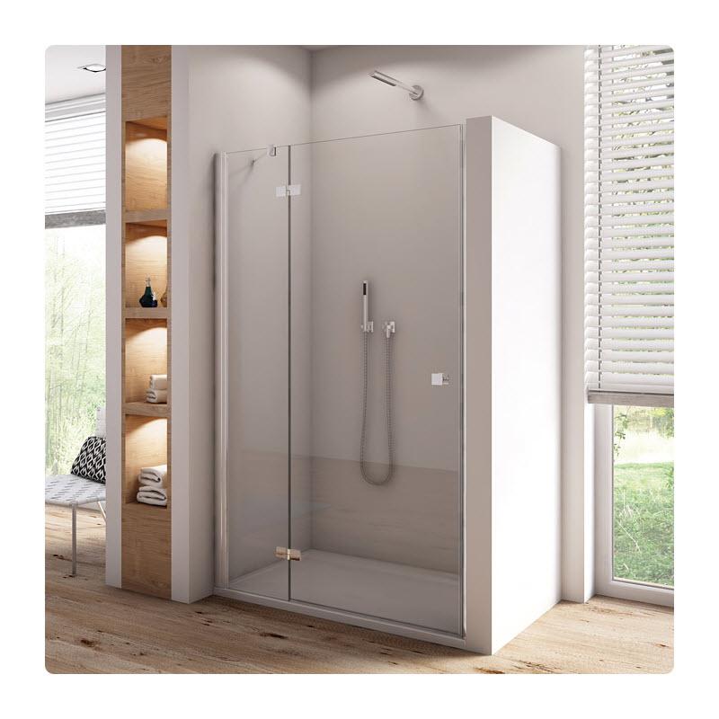 SANSWISS Annea dvere sprchové ľavé 1100 x 2000 mm AN13G12005007