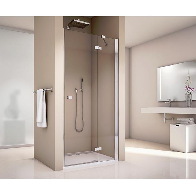 SANSWISS Annea dvere sprchové pravé 1000 x 2000 mm AN13D10005007