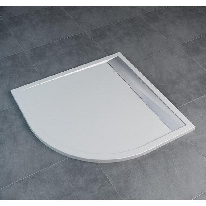 SANSWISS Ila sprchová vanička 100 x 100 cm biela WIR551005004