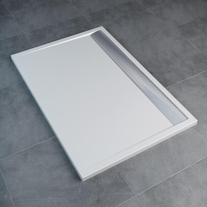 SANSWISS Ila sprchová vanička 80 x 120 cm biela WIA801205004