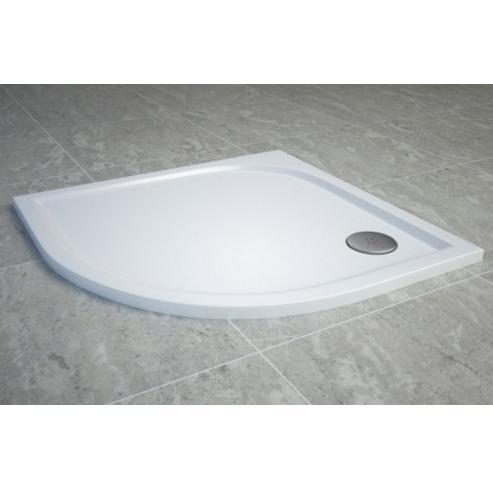 SANSWISS Tracy sprchová vanička 100 x 100 cm biela WAR55100004