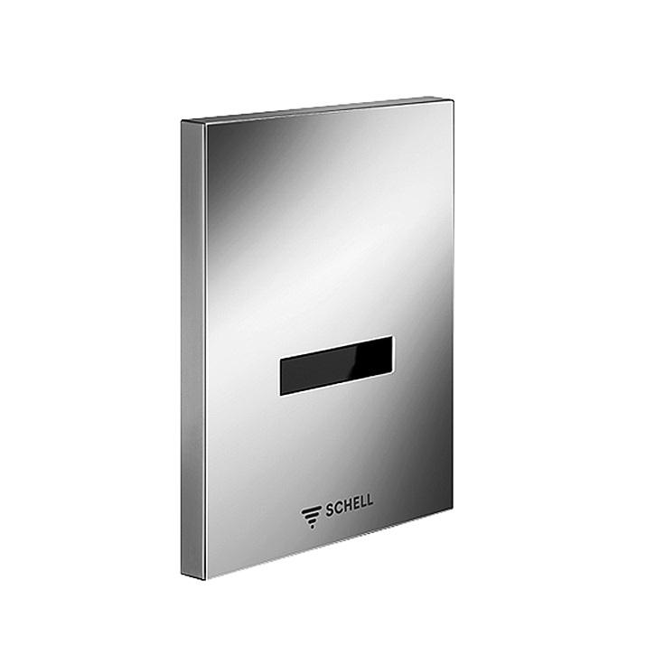 SCHELL Edition E senzorový splachovač pisoára (k telesu Shell CompactII ) chróm 028060699