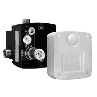 SCHELL teleso sprchové podom Shell Masterbox WB-SC-M zmiešavacie samozatváracie, 018670099