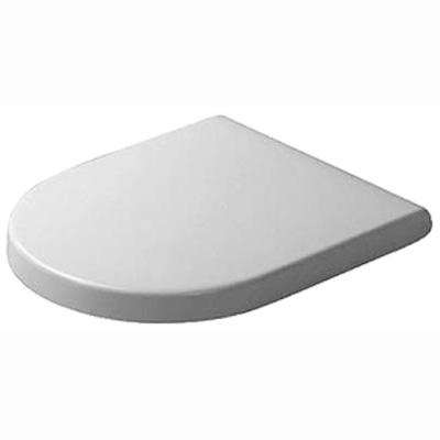 sedátko WC STARCK 3 bez sklápacej automatiky biela