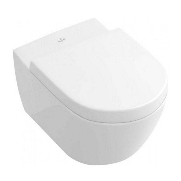 sedátko WC SUBWAY 2.0 ViSeat so senzorom otvárania/zatvárania a podsvietením biela