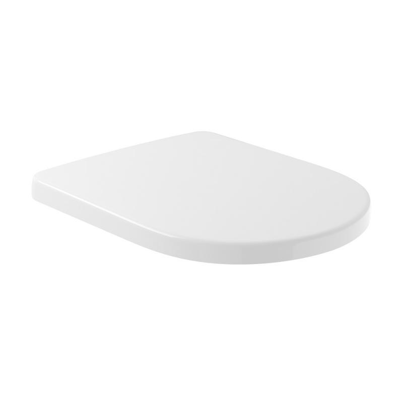 sedátko WC VIVIA biela so SoftClose, Comfort