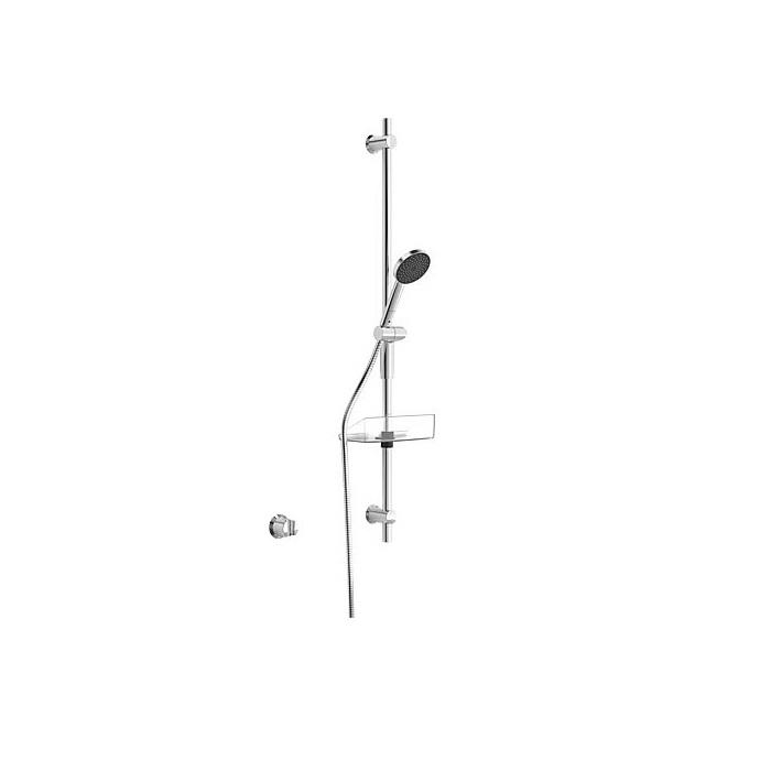 set sprchový CLASSICJET NEW 2017 90 tyč 1-pol ručná sprcha hadica 1,75 m chróm