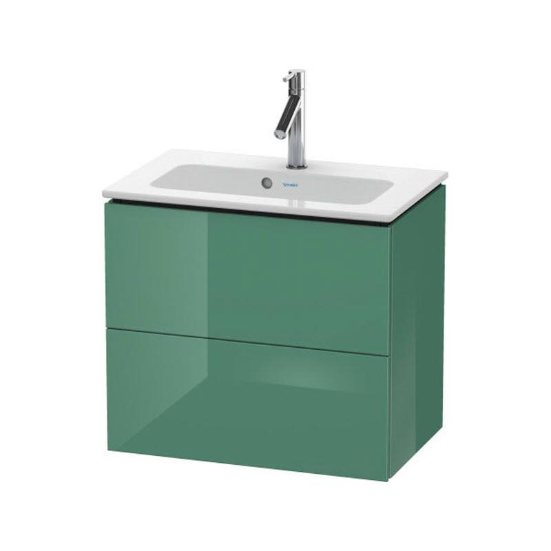 skrinka pod umývadlo L-CUBE Compact 550 x 620 x 391mm zelená